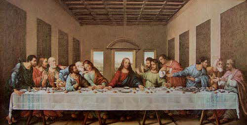 last supper canvas only04